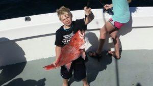 snapper fishing charters orange beach