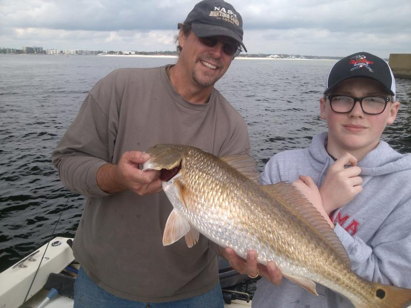 Fishing charters orange beach cool change charters for Fishing orange beach al