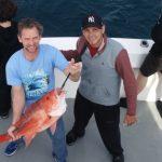 monster snapper fishing orange beach