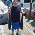 cobia fishing trips in orange beach