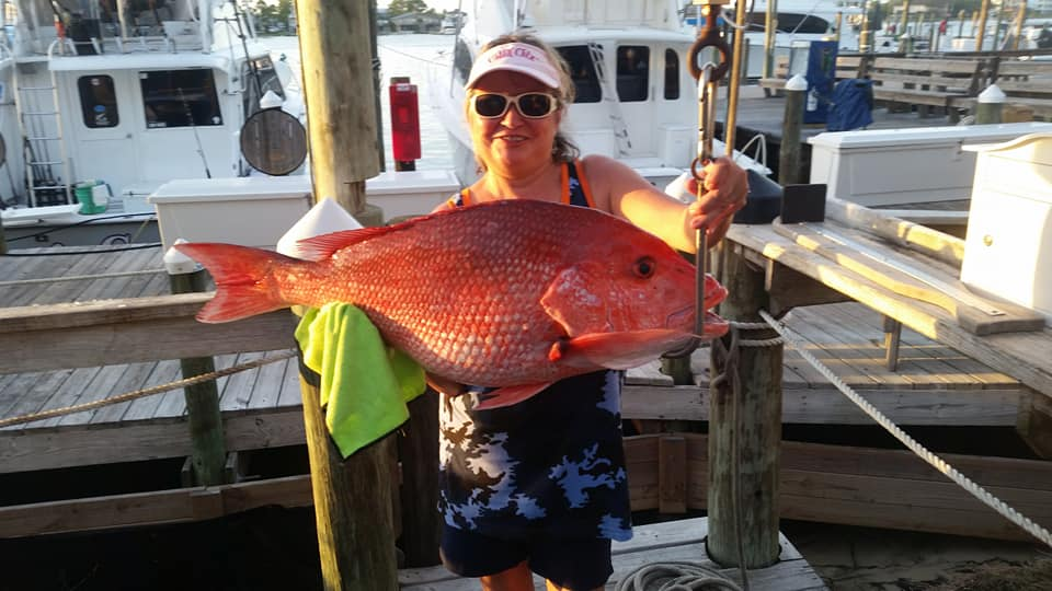 orange-beach-snapper-fishing